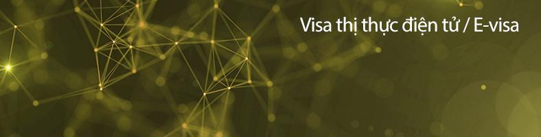 Visa thị thực điện tử